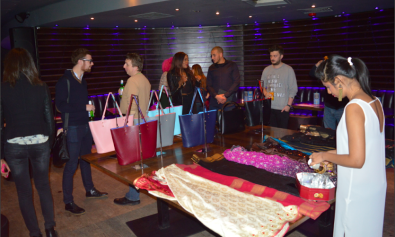 Fashion & Networking at Yager Bar March 29