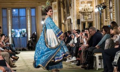 Pakistan Fashion Week, London