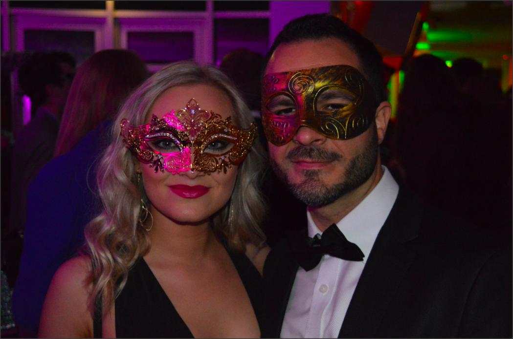 Venetian Masquerade Ball