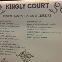 Kingly Square Restaurant Complex