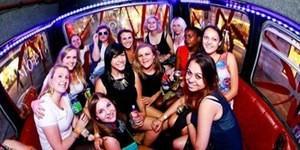 The London Bus Party Double Decker Mayhem @ Zoo Bar & Club | London | United Kingdom