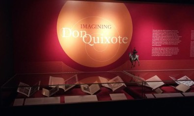 Imagining Don Quixote exhibition