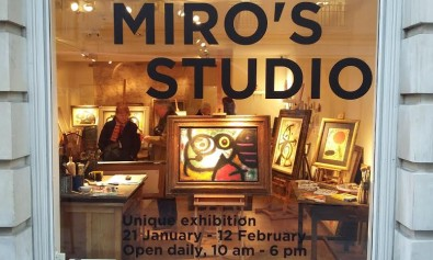 Miro's Studio – The Mayoral