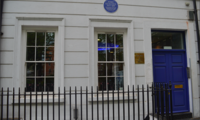 50th Anniversary of London's Blue Plaque - Mary Seacole