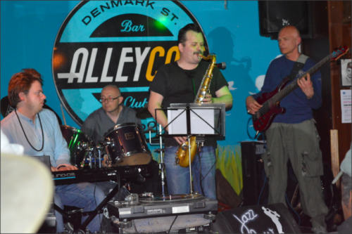 Jazz at Alleycat Bar