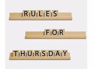 Rules for Thursday Lovers by Yana Stajno