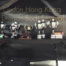 London Hong Kong Dragon Boat Festival