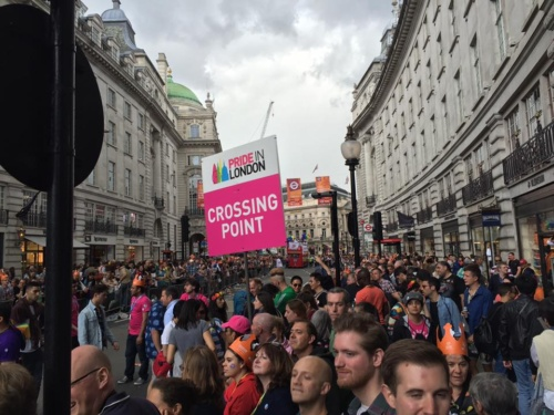 Pride in London 2016