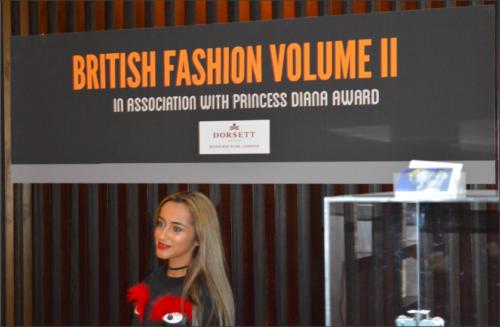 British Fashion Volume II at the Dorsett Hotel