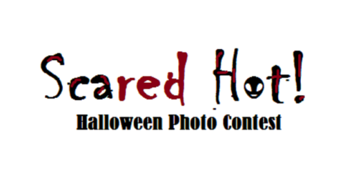 scared hot halloween photo contest