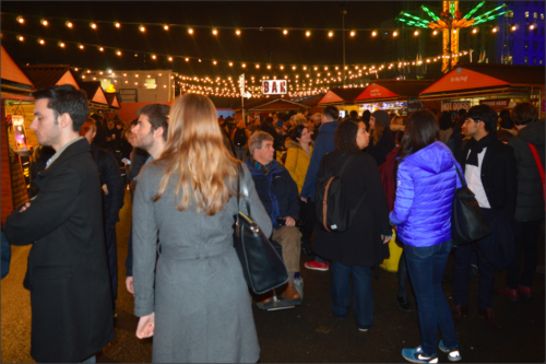 Food & Dining At Southbank Centre Winter Festival