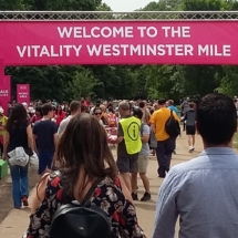 Westminster Mile Race