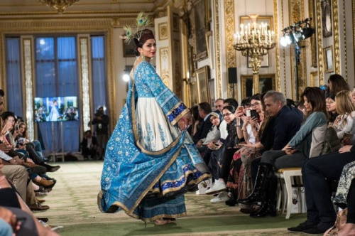 Pakistan Fashion Week, London