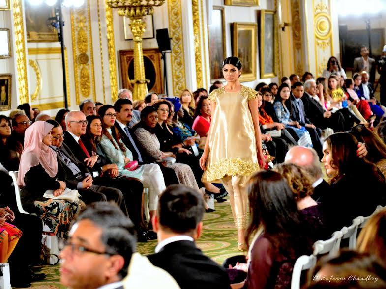 Pakistan Fashion Week London 2017