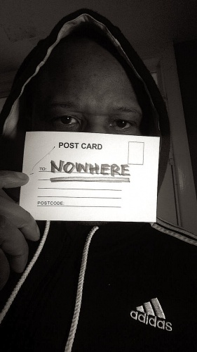 Eddie Saint-Jean Post Card to Nowhere Sefie Exhibition Candid Arts