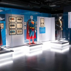 DC Exhibition Dawn of the Heroes UK