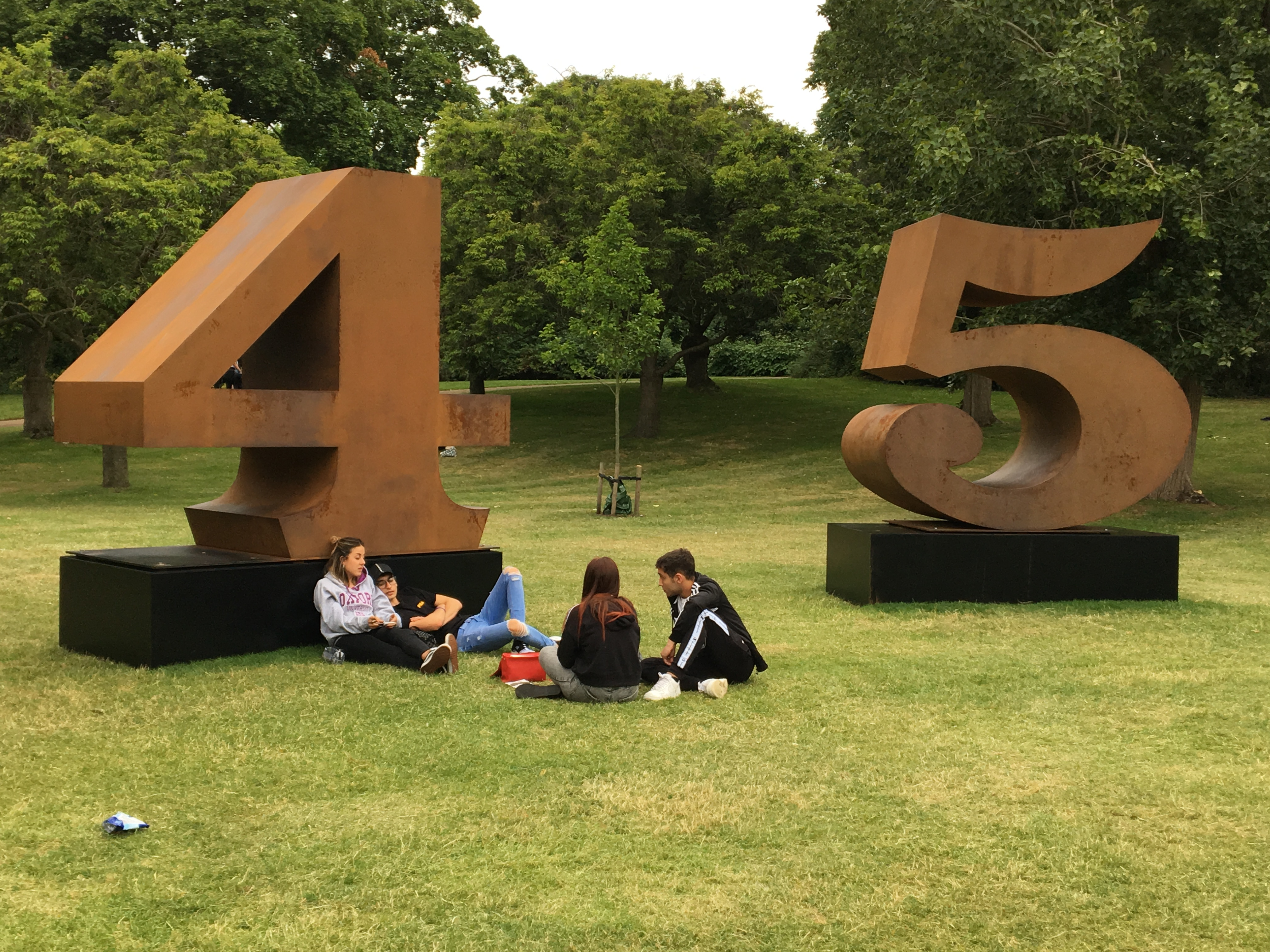 Art In London Parks The Must Sees This Summer What S Hot London