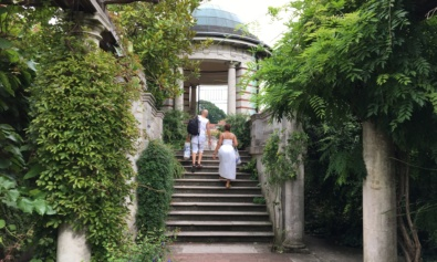 London's nature spots, Hampstead Hill Gardens and Pergola