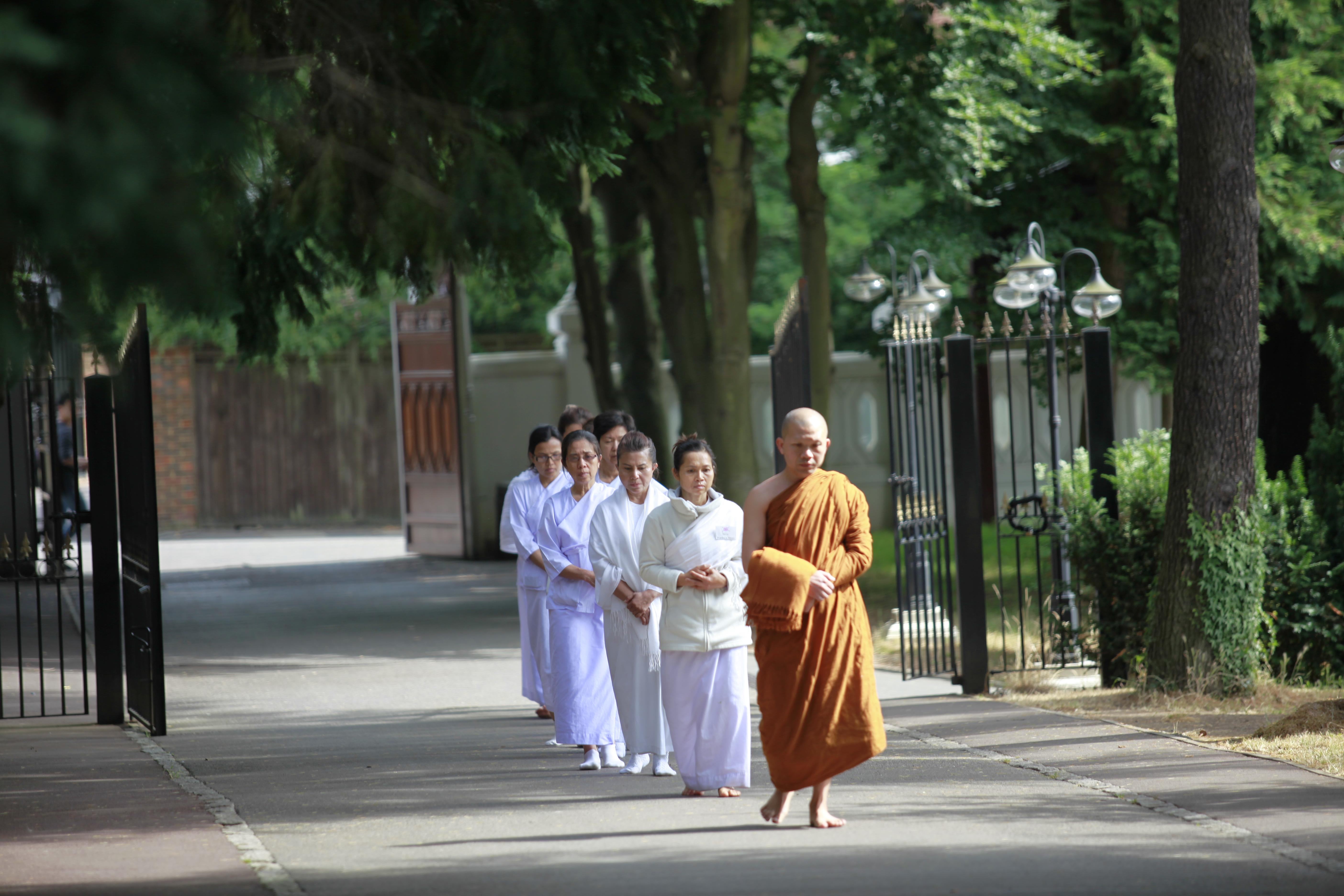 Wat Buddhapadipa Buddhist temple, Wimbledon