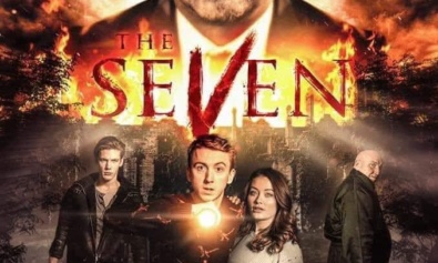 The Seven, horror movie with Dean Cain, Dave Courtney, Sinitta