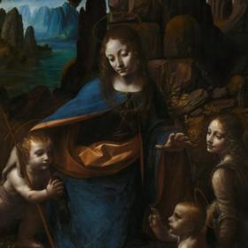 Leonardo Experience a Masterpiece, exhibition, National Gallery