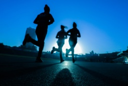 Fitness, running, jogging, London run events