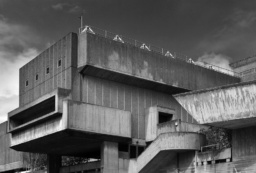 South Bank Brutalist architecture