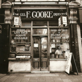East End history, F.Cooke, Syd's Coffee Stall