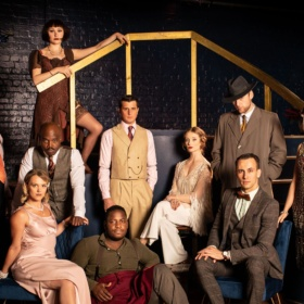 The Great Gatsby, Immersive LDN, Immersive theatre