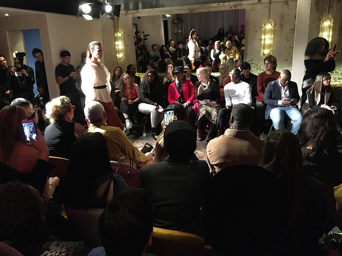 London Fashion Week 2020, LFW, British Fashion Council