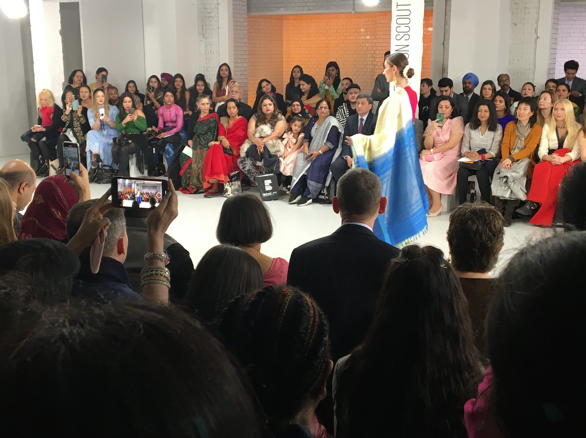 London Fashion Week 2020, LFW, India Fashion Day, Indian High Commission